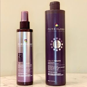 Two New Pureology Color Fanatic Spray & Sealer